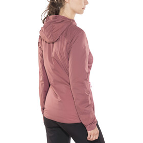 Schöffel Agadir1 Hybrid Jacket Damen roan rouge